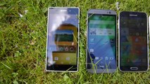 Sony Xperia Z2 Display Test im Freien [Deutsch]