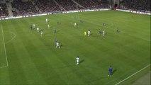 But Bafetimbi GOMIS (82ème) - Olympique de Marseille - Olympique Lyonnais - (4-2) - 04/05/14 - (OM-OL)
