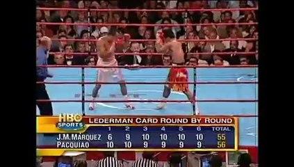Manny Pacquiao vs Juan Manuel Marquez I