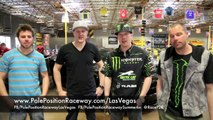 2014 Monster Energy AMA Supercross Series Weekend | Group Events Las Vegas  pt. 2