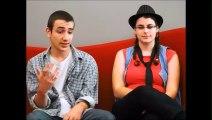 interview des étudiants comédiens de l'option théâtre pour la Folle nuit du théâtre universitaire