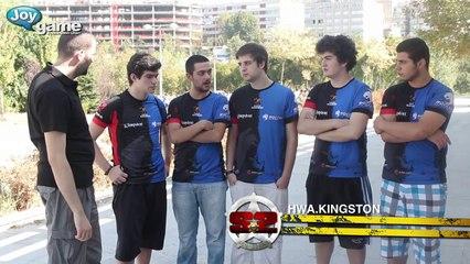 GameX S2 Turnuvası - HWA.Kingston Röportajı