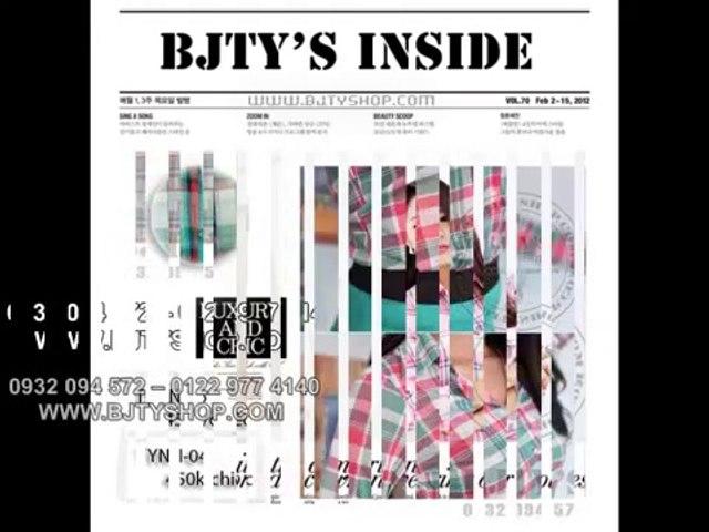 [BJTYSHOP] Quần áo cho người mập -Áo sơmi nữ sọc Hàn Quốc -Áo sơmi Tomboy -Áo sơmi công sở BIG SIZE | Godialy.com