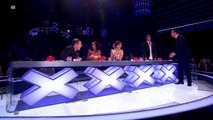 Britain's Got Talent 2013 - 022 - More Talent - What Is David Walliams Dying To Know About Simon Cowell (Semi - Final 3)