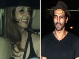 Suzanne Parties Hard With Arjun Rampal After Filing For Divorce