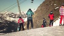 Les Règles du Jeu : le ski alpin avec Antoine Dénériaz