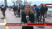 Kanal D Ana Haber'de Avrasya Bisiklet Gezisi ve Türkiye Bisiklet Turu (4 Mayıs 2014)