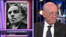 Louis-Ferdinand CÉLINE : François GIBAULT sur France 2 (2014)