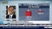 Recettes publicitaires: l'année s'annonce difficile pour M6: Eric lewin, dans Intégrale Bourse – 05/05