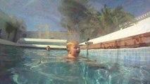 Cours piscine Bébé nageur Cap d'Agde