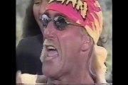 Road 2 Halloween Havoc 95 The Giant vs Hulk Hogan Storyline Part 5