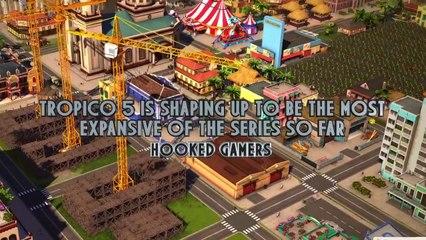 Tropico 5 - Gameplay Trailer