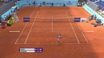 WTA Madrid - Halep expédie Goerges
