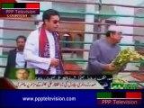 Asif Zardari & Bilawal Bhutto Zardari Visits Ancestral Graveyard Of Bhutto Family