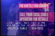 Adelphia Cable TV Havertown PA Pay-Per View Preview Channel (May 1994)