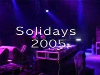 Laurent Wolf ~ Solidays 2005 ~