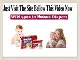 Download FREE Huggies Diaper Coupons - FREE Huggies Diaper ($500)