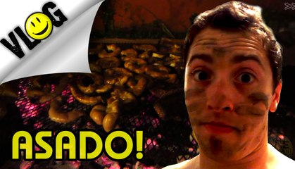 ARGENTINIAN BBQ !!   | itsLean VLOG #47