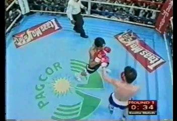 Manny Pacquiao vs Serikzhan Yeshmangbetov