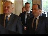 François Hollande, deux ans d'échecs symbolisés par le chômage - 06/05