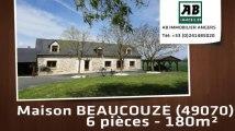 A vendre - maison - BEAUCOUZÉ (49070) - 6 pièces - 180m²