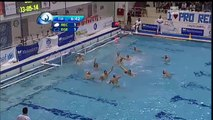 Waterpolo Champions League, great gol by Niccolò Gitto