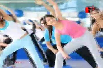 Aerobics best way to lose belly fat