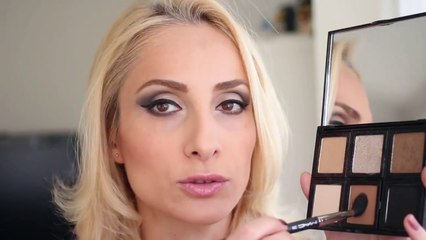 Gündüz'den Gece Makyajına - Day to night makeup