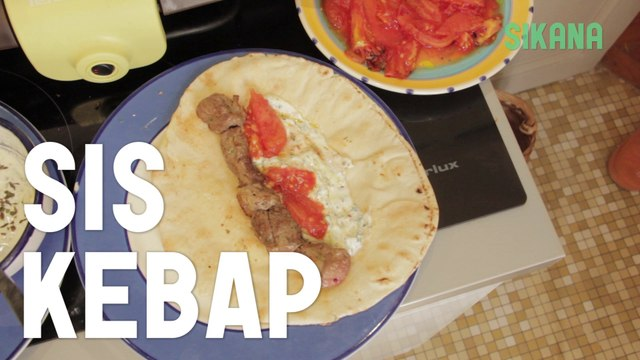 Comment préparer un Sis Kebap à la maison - Recette simple - HD