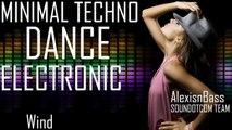 Royalty Free Music - Minimal Techno Dance Electronic | Wind