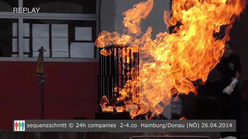 Action-Day der Freiwilligen Feuerwehr Hainburg