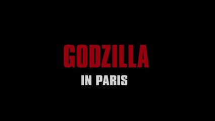 Godzilla Attacks Paris - Exclusive Footage