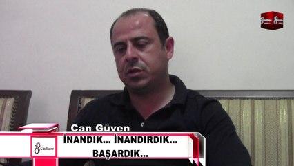 Erzin Belediyrspor teknik direktörü  can güven 8gunhaber [Yüksek Kalite ve Büyüklük]