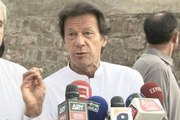 Dunya News-We are ready for protest against rigging on 11 May: Imran Khan