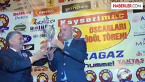 Kayseri'de; Erciyesspor Yılın Takımı, Hikmet Karaman Yılın Teknik Direktörü