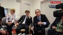 Saint-Brieuc. Européennes : François Baroin vient soutenir Alain Cadec