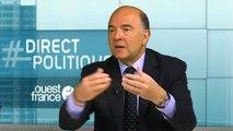 Pierre Moscovici: «Grace à l'action que j'ai mené, PSA n'est pas en Chine. PSA est une entreprise française»