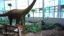Phuwiang Dinosaur Museum in Khon Kaen Thailand