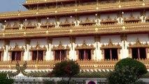Phrathat Kham Kaen in Khon Kaen Isaan Northeast Thailand