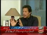 Imran Khan Exclusive In Kharra Sach (5th May 2014) 11th May Ko Sab D Chowk Chalo