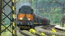 Lokomotiva 740 426-2 a 740 819-8 - Brandýs nad Orlicí, 6.5.2014 HD