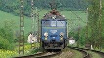 Lokomotiva ET41-121 - Brandýs nad Orlicí, 6.5.2014 HD