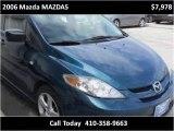 2006 Mazda 5 Used Cars Baltimore Maryland | CarZone USA