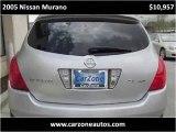 2005 Nissan Murano Used SUV Baltimore Maryland | CarZone USA