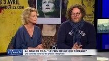 """V. Lannoo & Astrid Whettnall : """"Le scandale des prêtres pédophiles dans une comédie noire"""""""