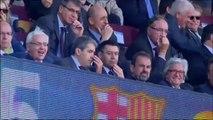 TV3 - Hat Trick Barça - La reacció de Jordi Moix
