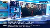 Politique Première: La Droite et l'Europe: FN-UMP ou UMPS? - 07/05