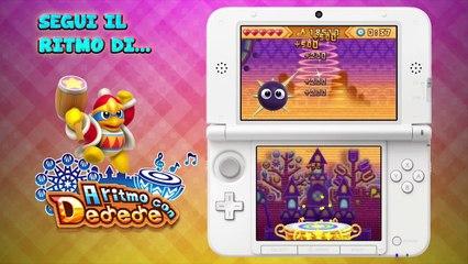 Kirby: Triple Deluxe - Newcomers Trailer - da Nintendo