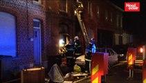 Neuville-en-Ferrain: une dame âgée meurt dans l'incendie de sa maison