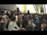 Napoli - ''Voci contro il crimine''  dai giovani di Scampia (06.05.14)